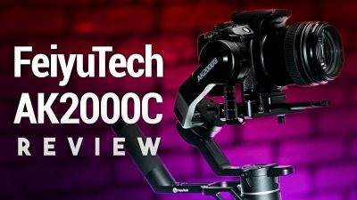 FeiyuTech AK2000C Review - Affordable Gimbal for Mirrorless and DSLRs