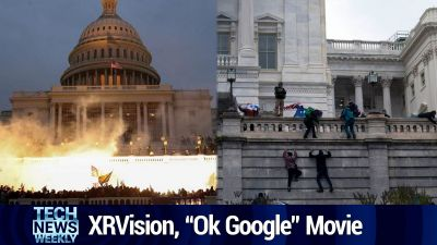 "Social Networks Respond to Trump, XRVision, and ""OK Google"" the Movie"