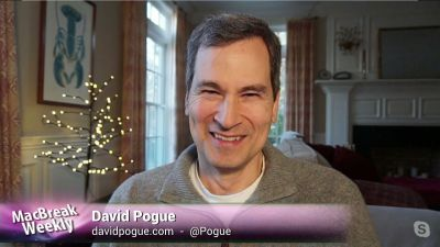 That time David Pogue lost the first iPhone