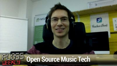Open Source Music Tech