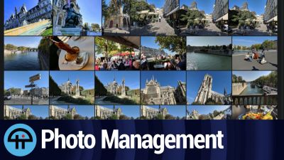 Paul and Mary Jo's Photo Management Strategies