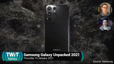 Samsung Unpacked 2021 - Galaxy S21 Ultra, Galaxy Buds Pro, Galaxy SmartTag