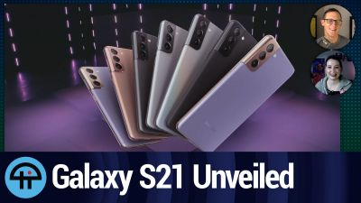 Samsung Galaxy S21 Announcement (With Live Commentary)