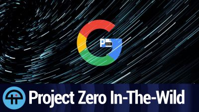 Project Zero In-The-Wild