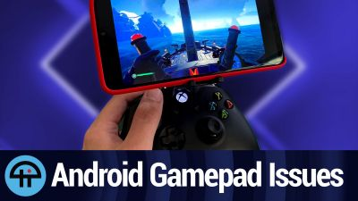 Android 11 Game Controller Issues