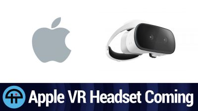Apple VR Headset Coming