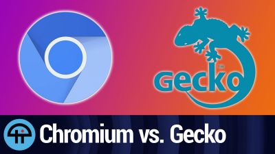 Chromium vs. Gecko