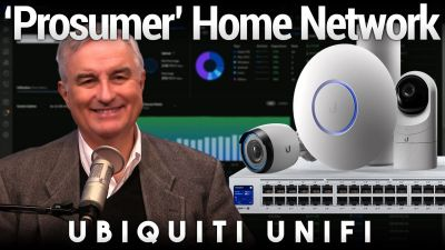 Upgrade Your Home Network to the Next Level With Ubiquiti UniFi