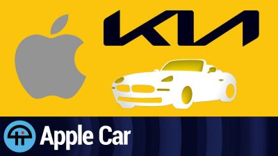 Is Apple Working With Kia on a Car?