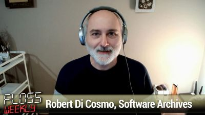 Robert Di Cosmo, Software Archives