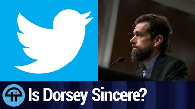 Is Dorsey Sincere?