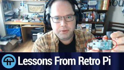 Lessons From Retro Pi