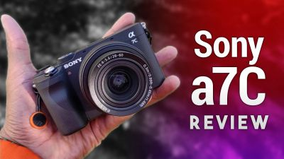 Sony a7C Review - Full-Frame, Itty-Bitty Body