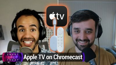 Apple TV on Chromecast? We *Can* Even