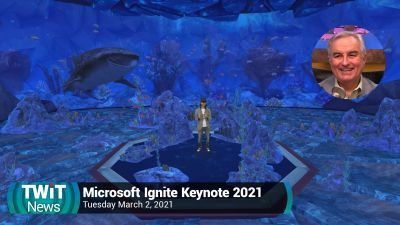 Microsoft Mesh, 'Pokemon Go' on HoloLens 2, OceanX Holographic Laboratory