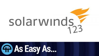 As Easy As SolarWinds123