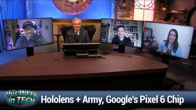 TVPhreak997 - MS Build 2021, Hololens and the US Army, ACLU's privacy letdown, Google's Pixel 6 chip