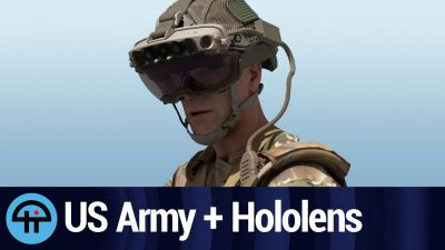 How Useful Will the HoloLens Be to the US Army?
