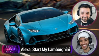 Alexa, Start My Lamborghini
