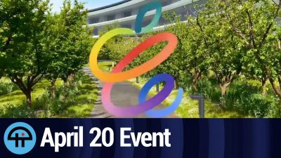 Apple's April 20 Event: What to Expect