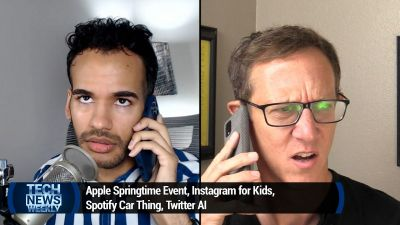 Apple Springtime Event, Instagram for Kids, Spotify Car Thing, Twitter AI