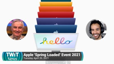Apple 'Spring Loaded' Event - AirTags, M1 iMac, M1 iPad Pro