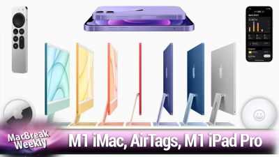 AirTags, a new iPad Pro, colorful iMacs, and more!