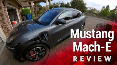 Mustang Mach-E One Month Review - Ford's All-Electric Crossover