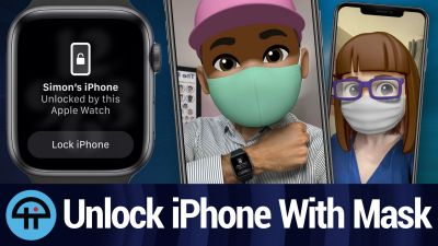 How to Mask Unlock iPhone With Apple Watch