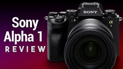Sony a1 Review - 50MP Full-Frame Mirrorless With 8K Video