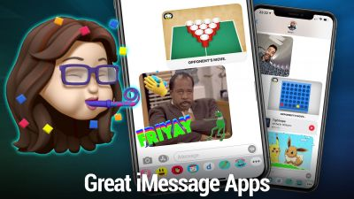 Great iMessage Apps - Games, stickers, and apps in the App Store for iMessage