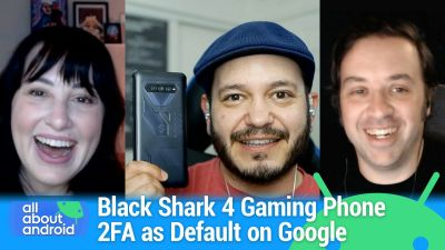 Gaming Phones? Get Good - Black Shark 4 review, 2FA default on Google, Clubhouse on Android