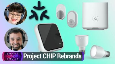 Project CHIP Rebrands as Matter