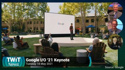 Google I/O 2021 Keynote - Android 12, Material You, Smart Canvas, Project Starline, Wear OS Update