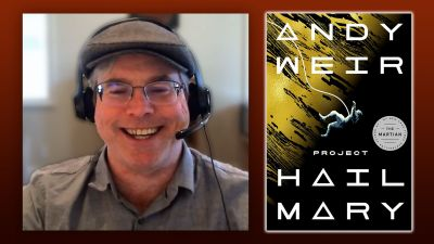 """Andy Weir's """"Project Hail Mary"""""""