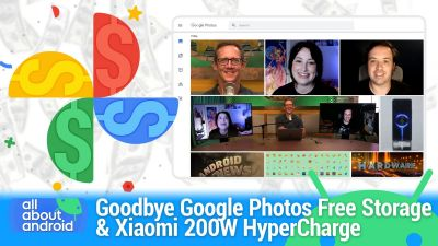 Android TV is Onn - Google Photos, Xiaomi fast charging, Muskie on eBay, Email-palooza