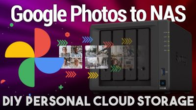 DIY Google Photos Alternative - How to Switch to a Synology NAS