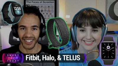 Amazon Halo, Fitbit snoring detection, Apple Watch & node ablation