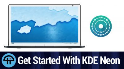 Get Started With KDE Neon