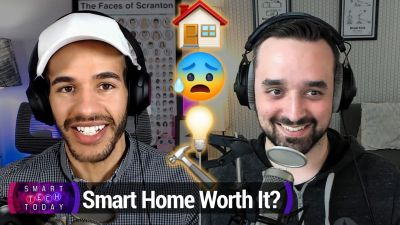 Building a Smart Home Is Hard Work