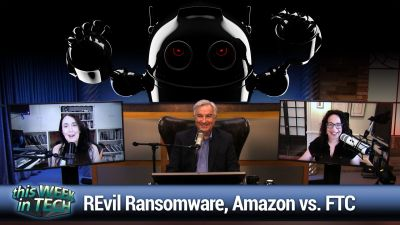 Meat Us in Singapore - Amazon and the FTC, REvil ransomware, GitHub Copilot, Pokémon Go