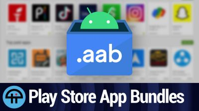 App Bundles Oust APKs in the Play Store