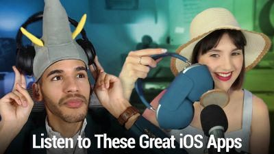 Listen to These Great iOS Apps - Soundscapes, Dark Noise, Overcast, Pocket Casts, and more