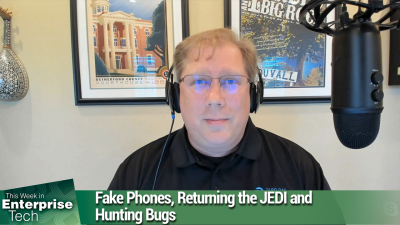 Fake Phones, Returning the JEDI and Hunting Bugs
