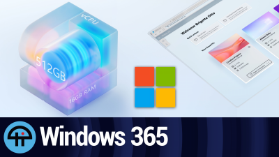 Windows 365: Not for Consumers