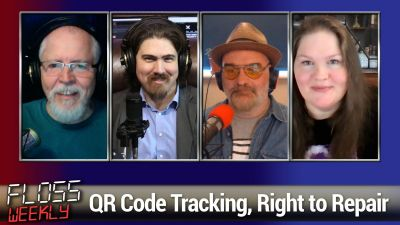 QR Code Tracking, Right to Repair