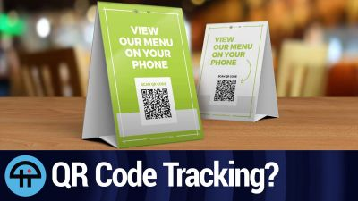 QR Codes Tracking Us?