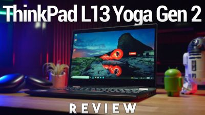 Lenovo ThinkPad L13 Yoga Gen 2 Review -  Affordable Business 2-in-1 Laptop