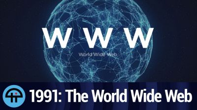 1991 and the World Wide Web