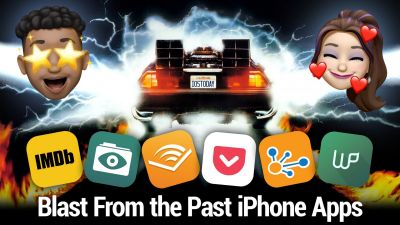 Blast From the Past: The iPhone Apps We've Been Using the Longest